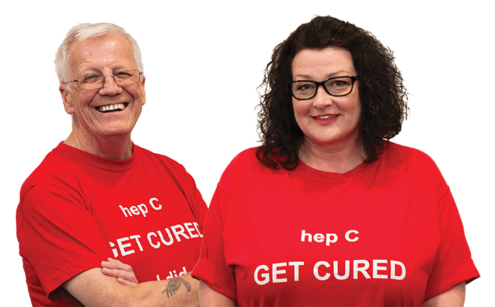Hep C - Get Cured - We did